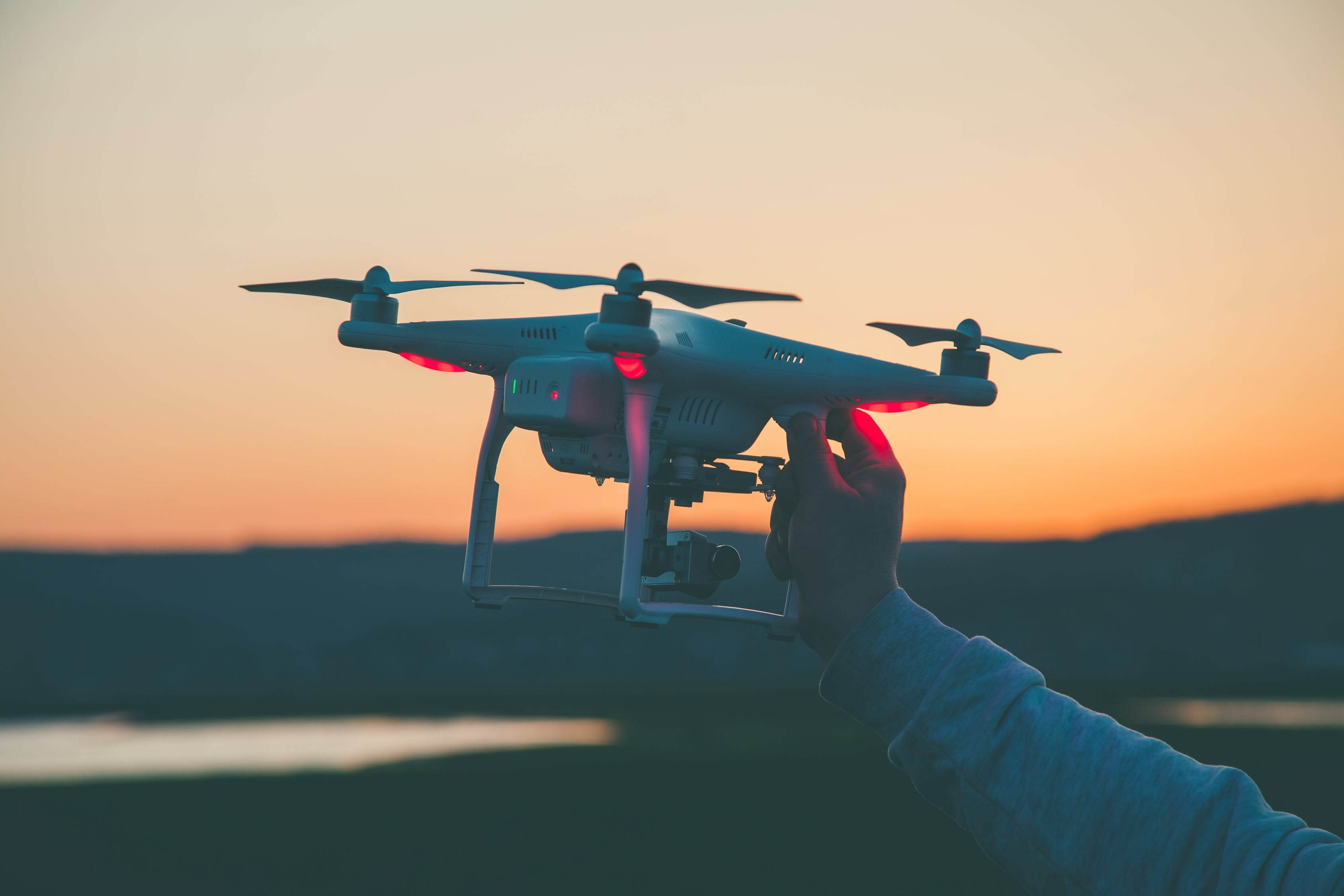 The everpresent drones embraced by millions of hobbyists are making inroads into corporate services.
