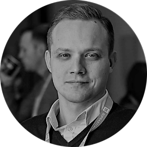 Retail Business Development Manager Gediminas Mickus